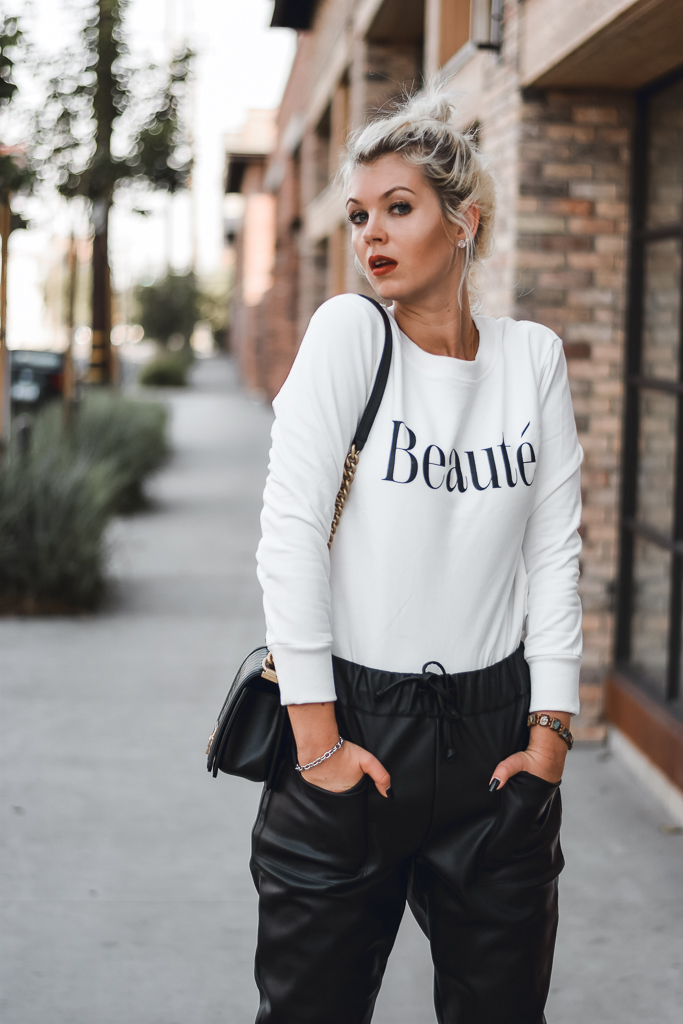beaute sweater