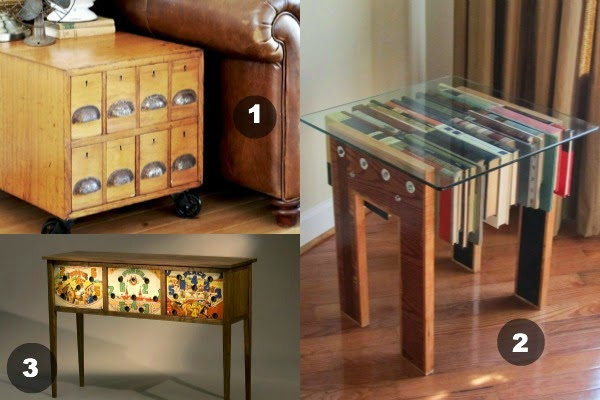 The Art Of Up Cycling Upcycled Table Cool Ideas To