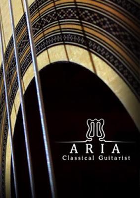 Cover Box da Library ARIA Sounds - Classical Guitarist (KONTAKT)