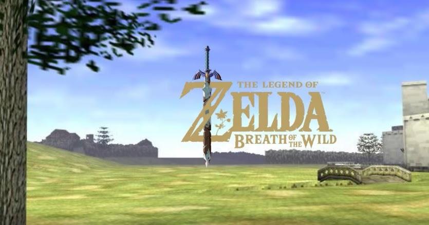Fã recria trailer de Breath of the Wild em Ocarina of Time - Nintendo ...