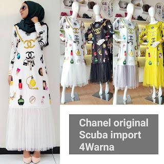 Channel dress 2018
