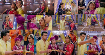 "Yeh Rishta Kya Kehlata Hai Episode 30th August 2019 Written Update "" Kartik-Naira-Kairav Do The Pooja Together Vedika is Hurt ""."
