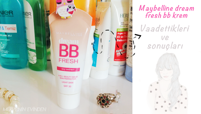 Maybelline dream fresh bb krem incelemesi