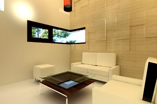 Rumah minimalis yaitu salah satu terobosan arsitektur rumah yang mulai banyak dipakai  Contoh Bentuk Rumah Minimalis