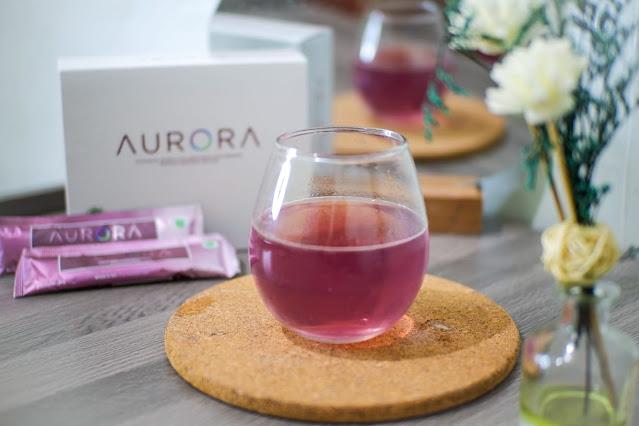 review aurora saffron collagen