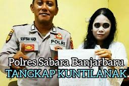 Polisi Tangkap Kuntilanak