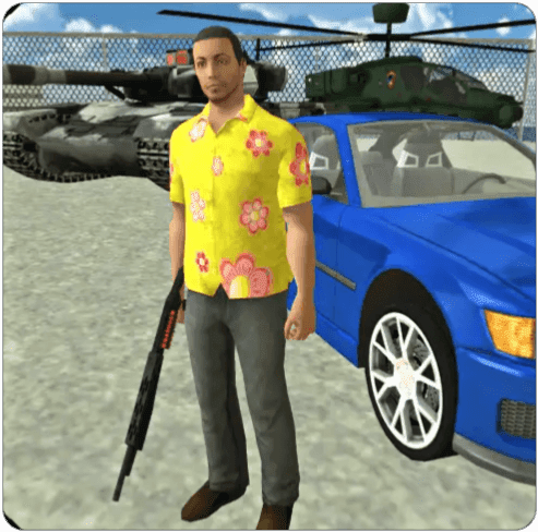 Real Gangster Crime MOD Apk (Unlimited Money) 5.7 for Android