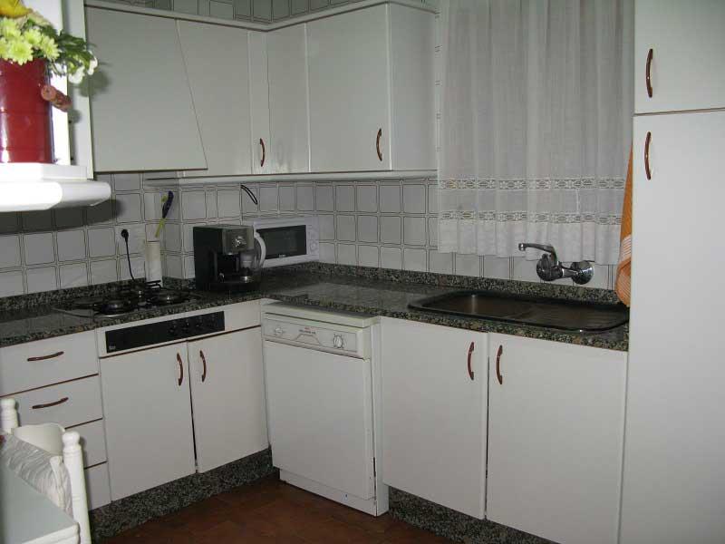 chalet en venta benicasim calle colombia cocina