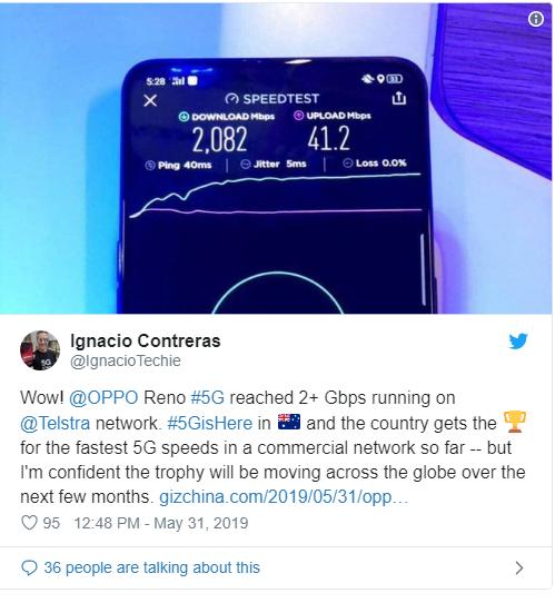 5G in Australia: Supersonic speeds raise data consumption questions