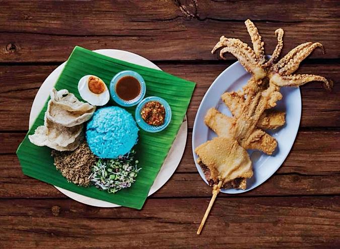 Restoran Nasi Kukus Sotong Besar