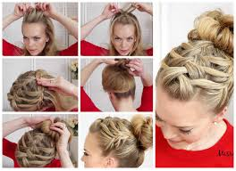 Braid every nook and corner