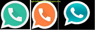 Instal Whatsapp1, Whatsapp2, Whatsapp3 di Android (WA+)