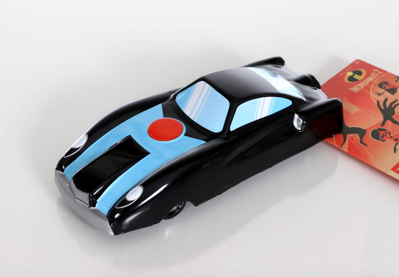 Incredibles 2 The Incredibile Tin Pullback toy