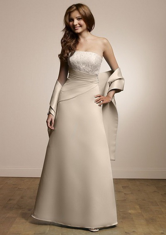 2012 Casual Bridesmaid Dresses - World of Bridal