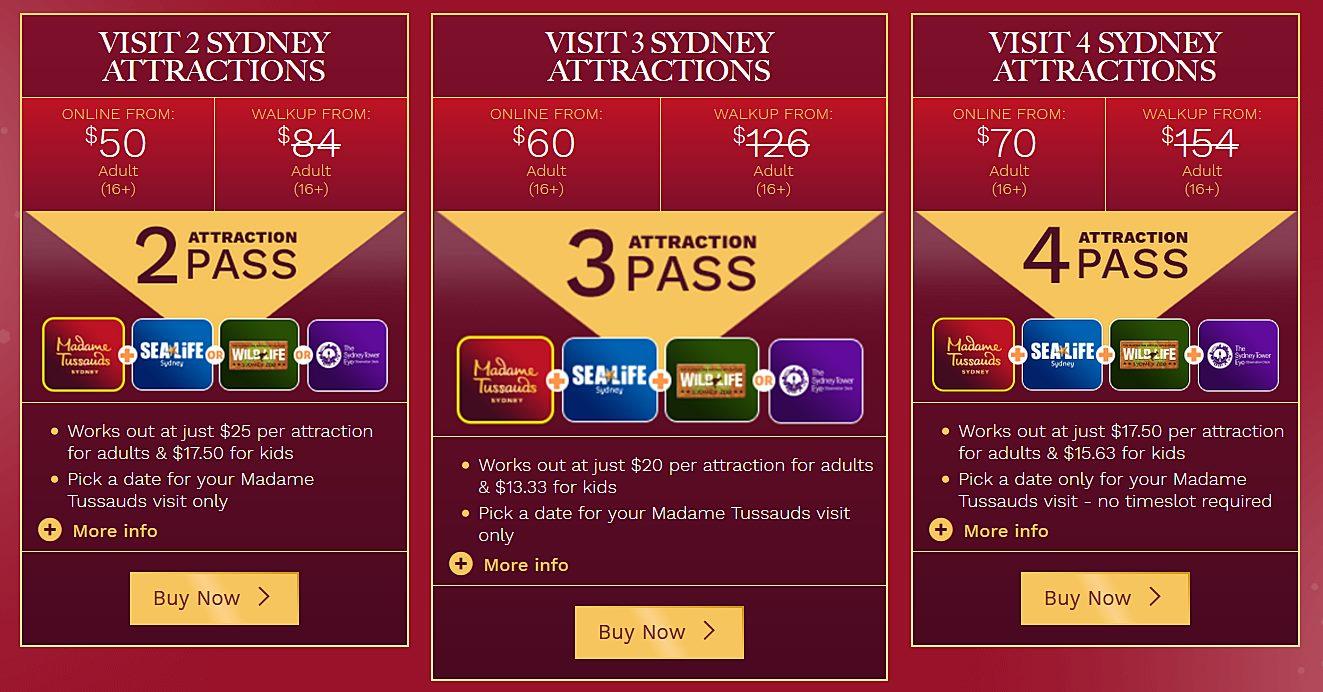 雪梨-景點-推薦-達令港-水族館-動物園-蠟像館-套票-自由行-行程-旅遊-澳洲-Sydney-Darling-Harbour-Tourist-Attraction-Pass-Travel