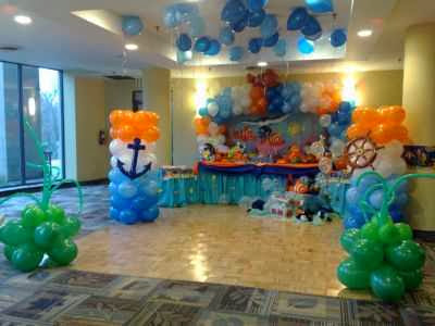 Kids Birthday Party Decorating Ideas picture