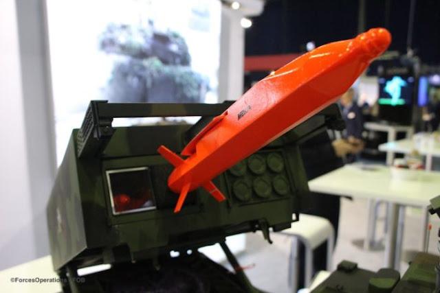 Νέος ευρωπαϊκός πύραυλος εδάφους-εδάφους για τον Πολλαπλό Εκτοξευτή Πυραύλων MLRS