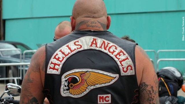 Iron horsemen and hells angels