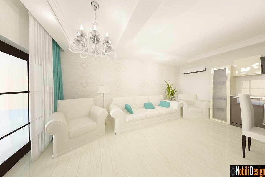 Design interior apartament modern Constanta-Design Interior-Amenajari interioare