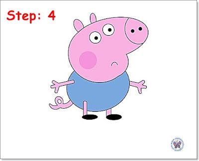 Pepa Pig Coloring free