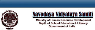 JNVST Admit Card 2017, Jawahar Navodaya Hall Ticket 2017