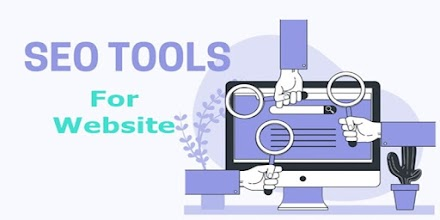 What are the tools used for SEO?
