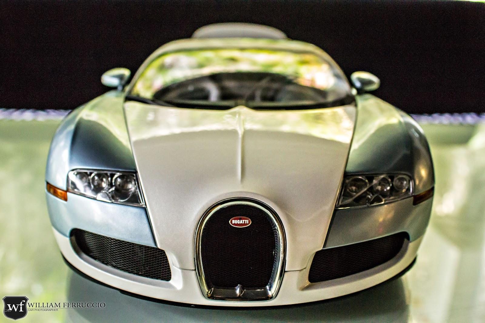 Mo hinh Bugatti Veyron