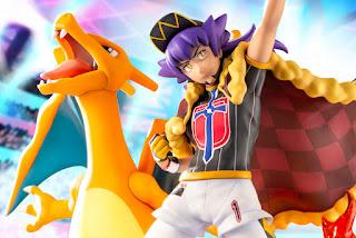 Pokémon – Leon & Charizard, Pokémon Center