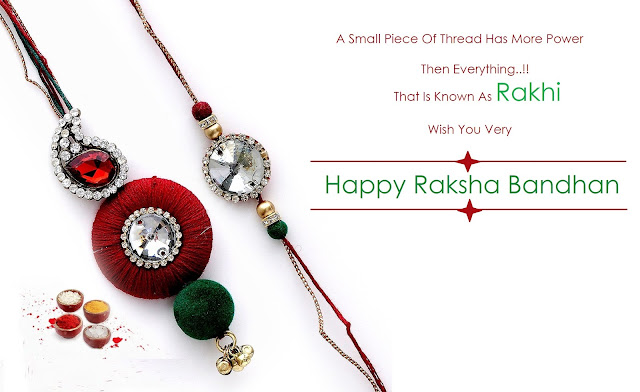 Happy Raksha Bandhan 2017 Wallpapers for Facebook & Whatsapp