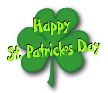 St. Patrick's Day Wishes Images