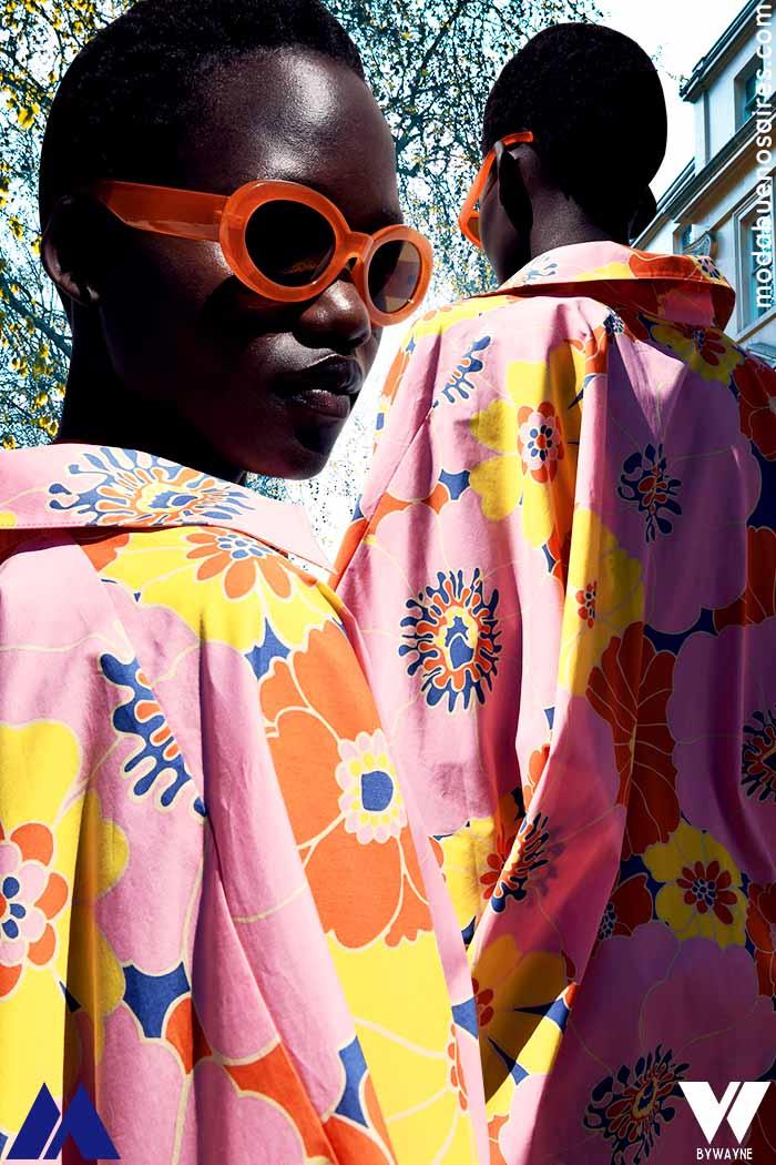 Estampados de moda primavera verano 2022 mujer