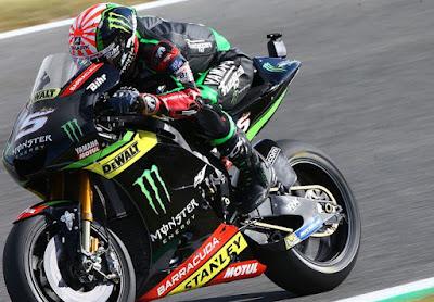 Rossi: Zarco Cepat di Jerez Karena Pakai M1 Saya
