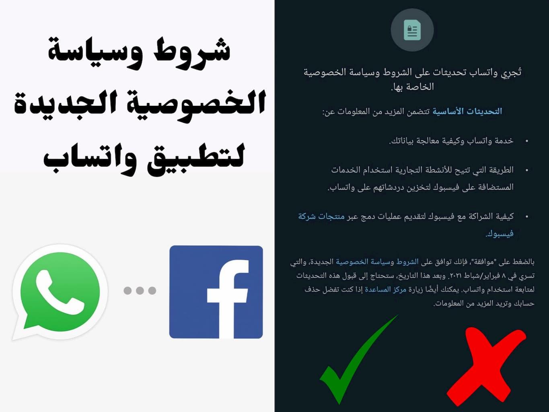 غضب كبيرة لمستخدمي واتساب بعد إرغامهم علي مشاركة بياناتهم مع فيسبوك