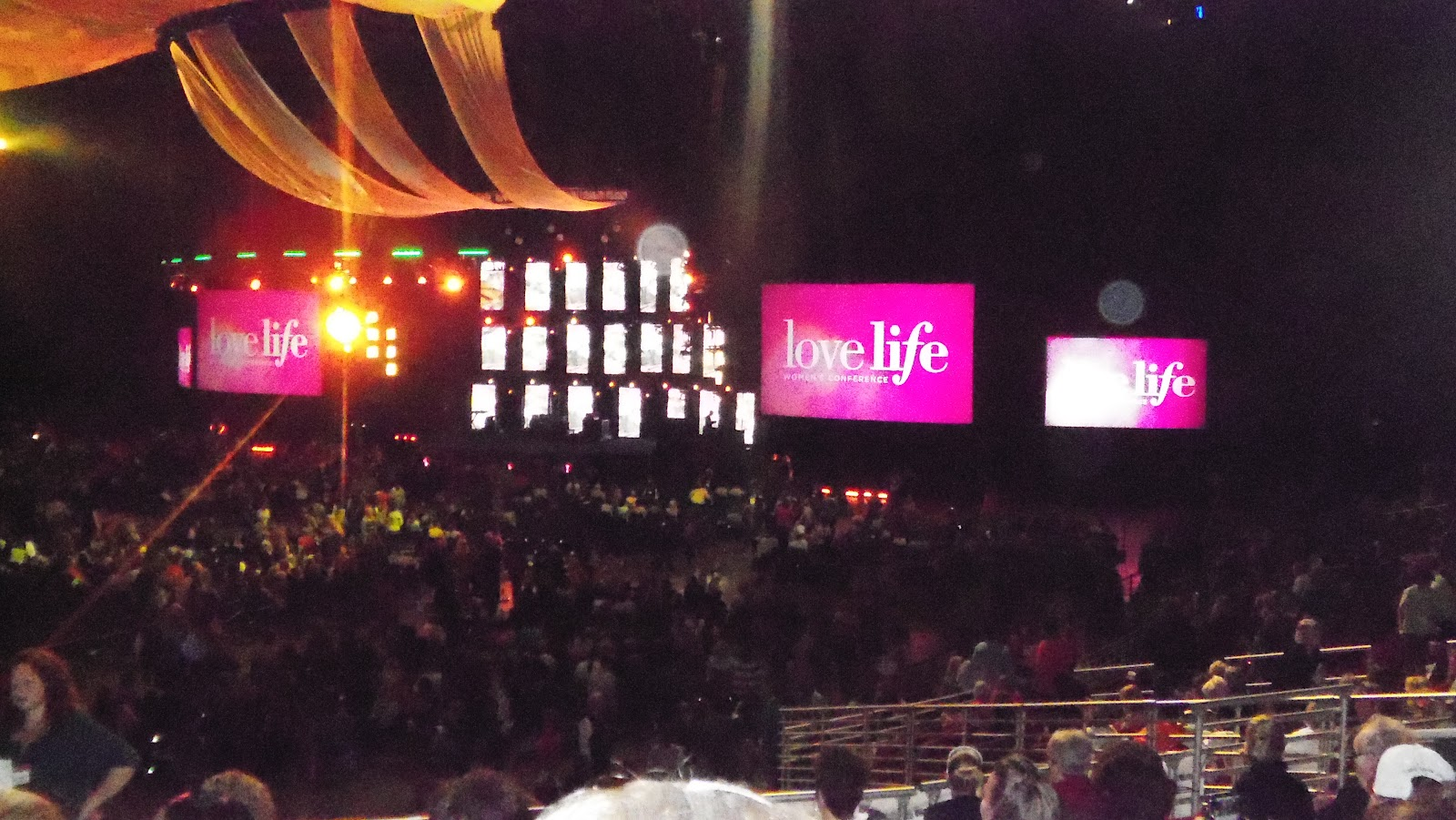My Walk with God: Love Life Women's Conference - Joyce Meyer