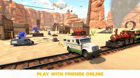Crash Drive 3 Screenshot
