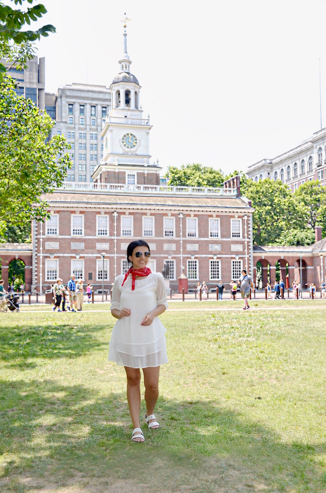 Independence Day-Visit Philly-MariEstilo-Outfit para el 4 de Julio-Traveling-Travel Bloggers-style-life style blogger