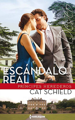 Cat Schield - Escándalo Real