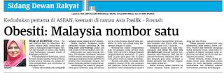 obesiti di malaysia