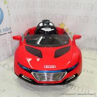 Mobil Mainan Aki Pliko PK2818 Audi Quattro Sport