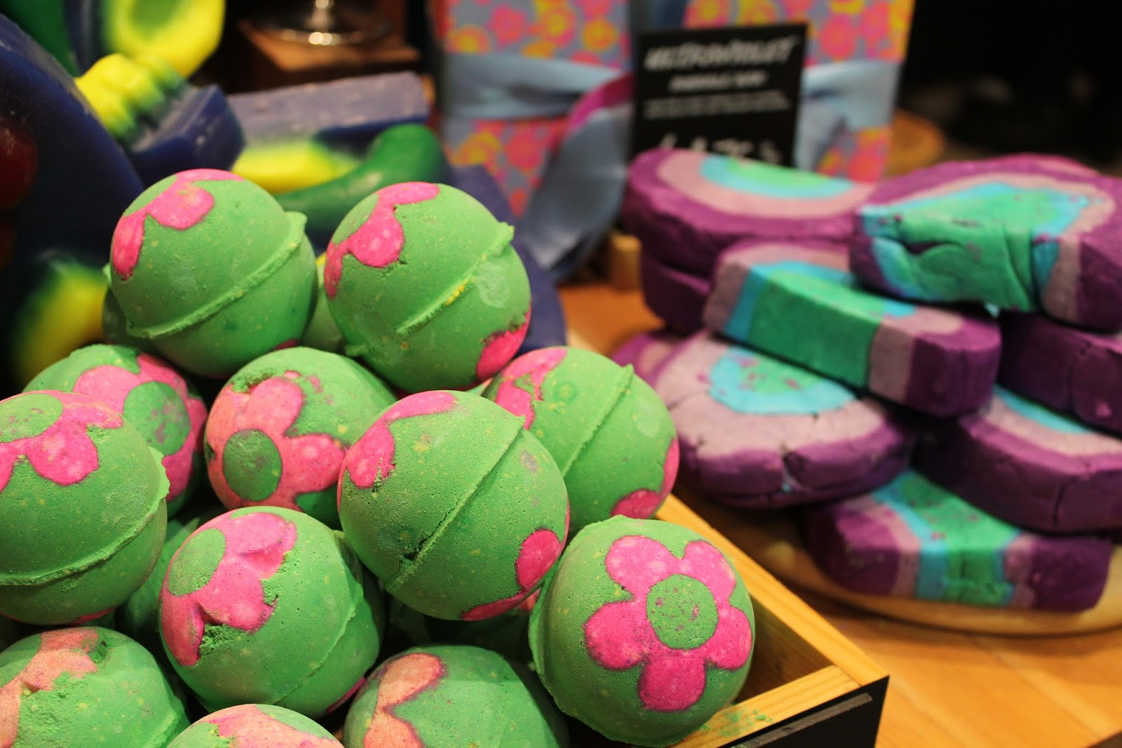 Lush Middlesbrough Blogger Event - Gorilla perfume volume 3 release