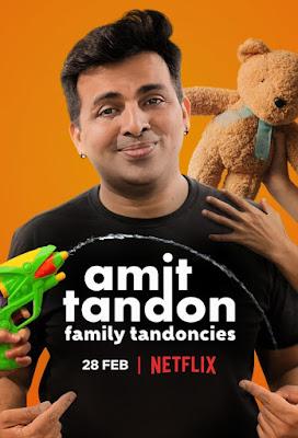 Amit Tandon Family Tandoncies 2020 Hindi 720p WEB HDRip HEVC x265