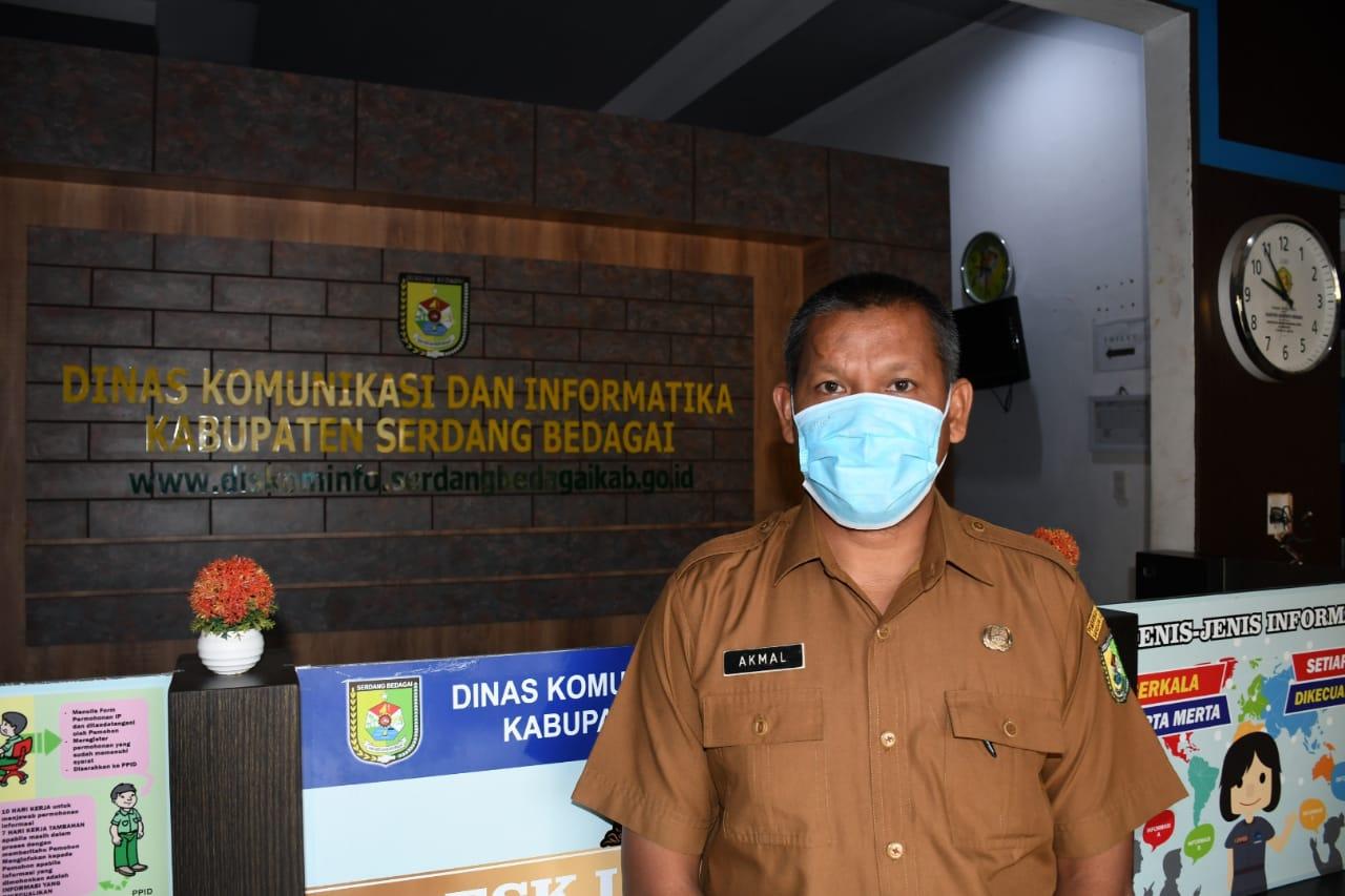Di Kabupaten Sergai 16 Orang Pasien Sembuh Dari Covid-19 dan 4 Orang Terpapar Positif Covid-19