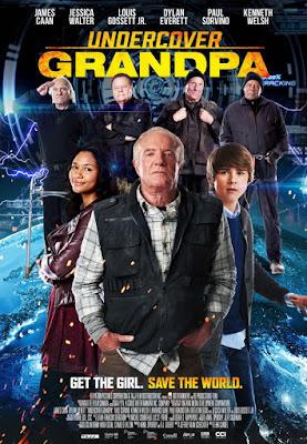 Undercover Grandpa 2016 DVD R1 NTSC Sub