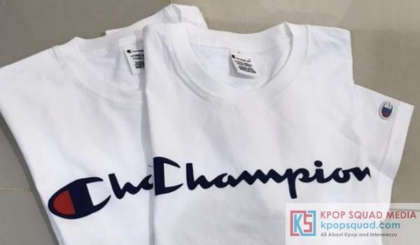 Perbedaan Kaos Champion Ori Dan Kw Kpop Squad Media All About K Pop And Intermezzo