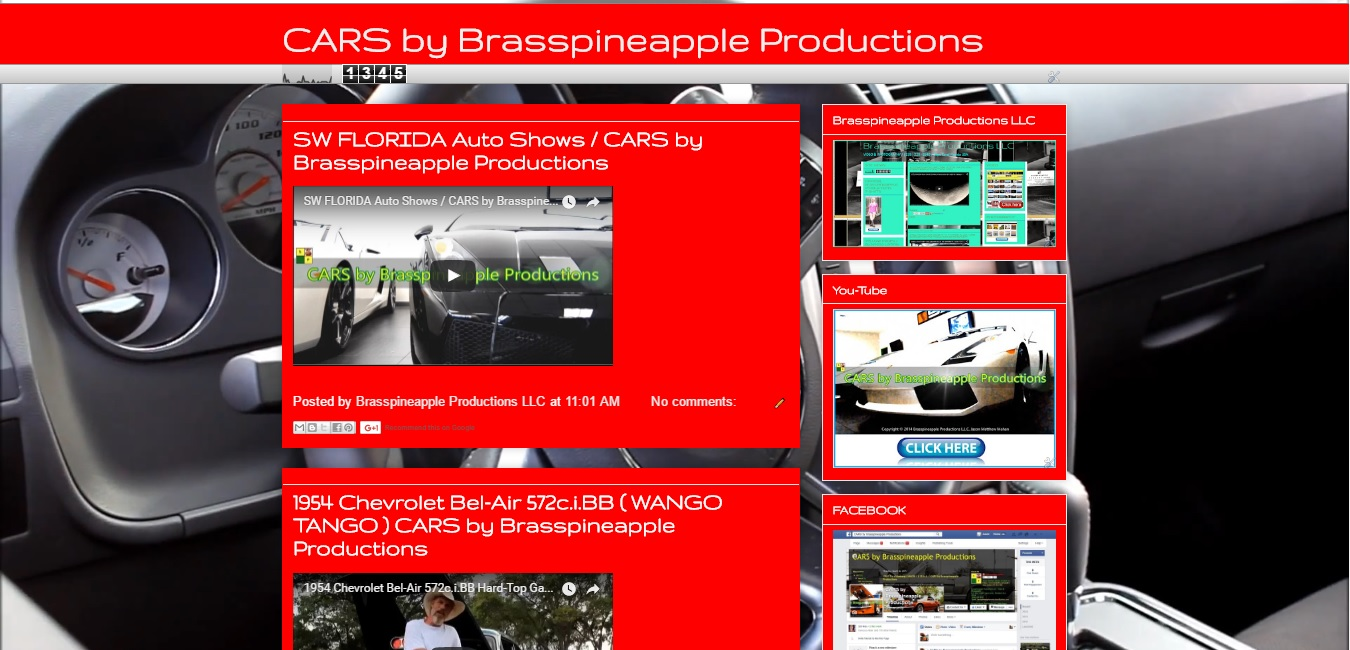 CARS by Brasspineapple Productions
