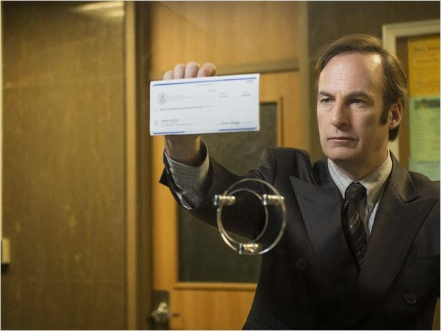 Bob Odenkirk es James McGill en Better Call Saul