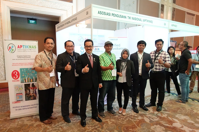 Kami hadir dalam Future Commerce Indonesia 2019