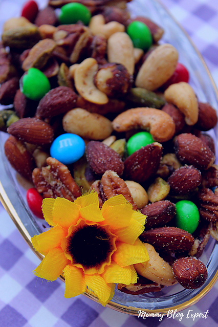 Candy Nuts Snacks for Spring