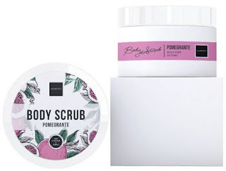 Body Scrub - Pomegrante