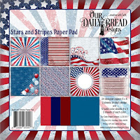 ODBD Stars and Stripes Paper Collection